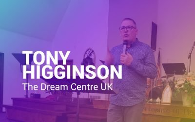 Ps Tony Higginson (The Dream Centre, Manchester)
